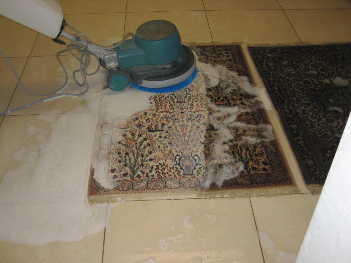 Nettoyage en profondeur avec le shampoing doux pour préserver les couleurs d'origine